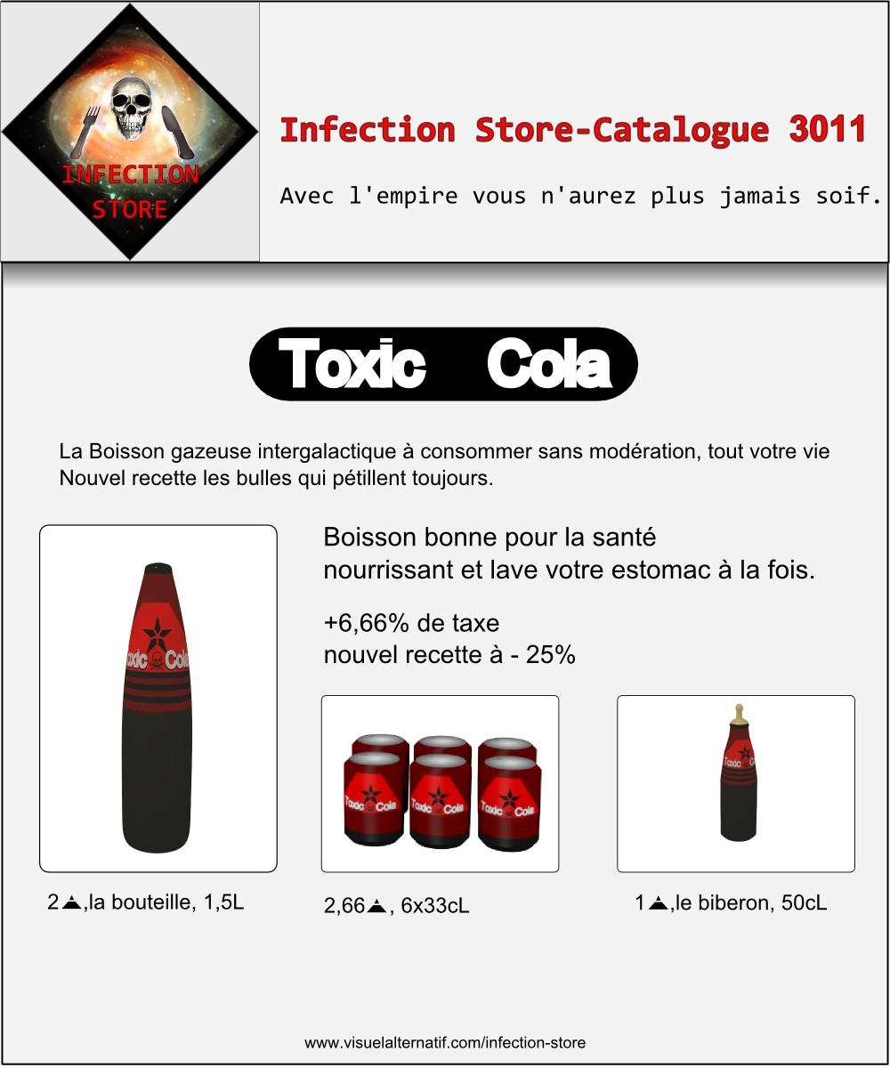 toxic cola boisson